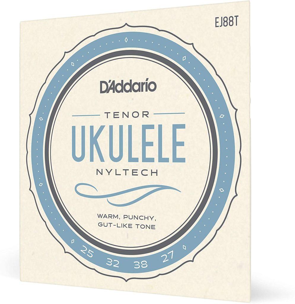 cuerdas ukelele tenor