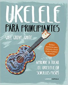 libro aprender tocar ukelele